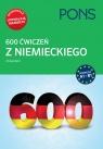 600 ćwiczeń z niemieckiego z kluczem na poziomie A1-B2 PONS