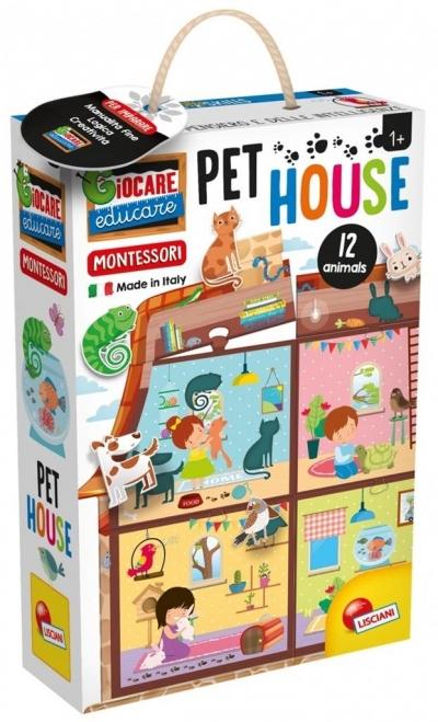 Montessori - Pet House (304-80120)