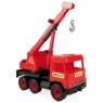 Middle Truck dźwig czerwony (32112)