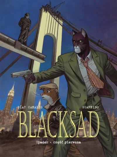 Blacksad T.6 Upadek Juan Daz Canales, Juanjo Guarnido, Joanna Jabłońs