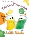 Little Books - Yellow & Green +CD H.Q. Mitchell, Marileni Malkogianni