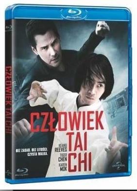 Człowiek Tai Chi (Blu-ray)
