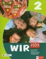 Wir neu 2 Język niemiecki Podręcznik z płytą CD