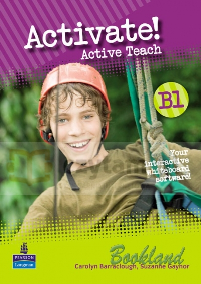 Activate B1 (PET) Active Teach IWB