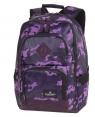 Coolpack - Unit - Plecak szkolny - Flock Camo Violet (84120CP)