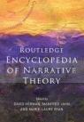 Routledge Encyclopedia of Narrative Theory Herman, David