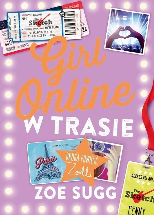 Girl Online w trasie Sugg Zoe