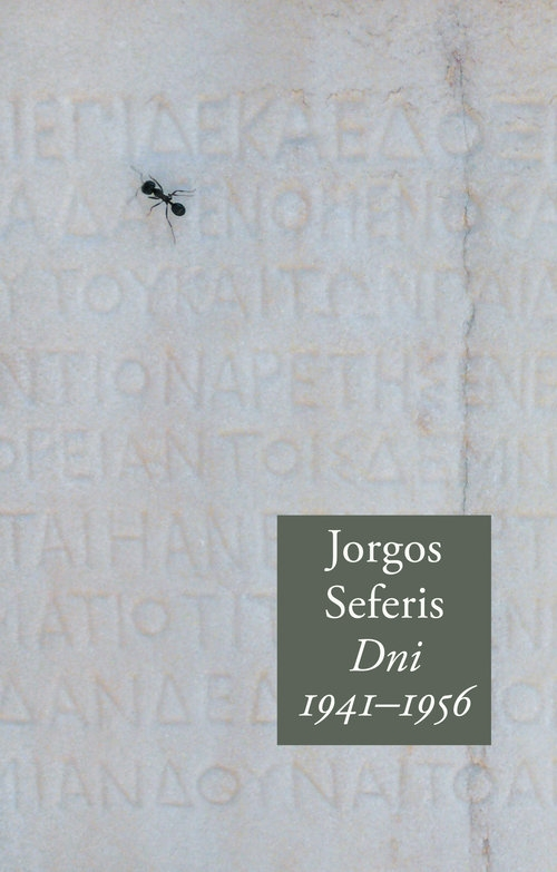 Dni 1941-1956 Seferis Jorgos