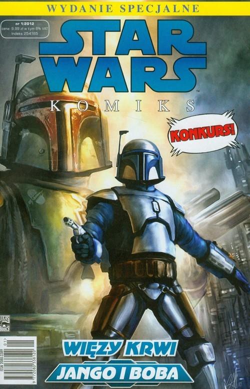 Star Wars Komiks Nr 1/12 Wydanie Specjalne