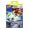 Nerf Nitro Samochodzik Barrelslam Stnut Set (E0153/E1271)
