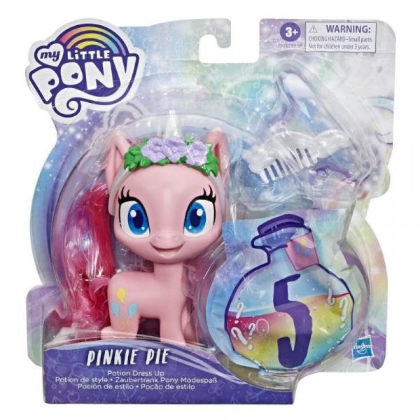 Figurka My Little Pony Magiczne przebieranki Pinkie Pie Unicorn (E9101/E9140)