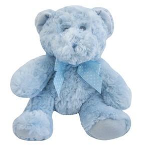 Miś Fizzy 20 cm niebieski (13129)