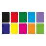 Zeszyt B5/96k w kratkę - Rainbow (9560129) mix kolorów