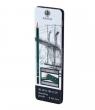 Zestaw ołówków do szkicowania Astra Artea mix 6 sztuk w metalowym pudełku (206118001)