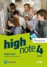 High Note 4. Student's Book + kod (Digital Resources + Interactive eBook)