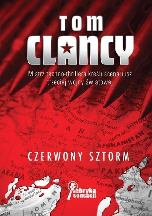 Czerwony sztorm Clancy Tom