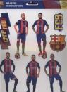 Nalepki dekoracyjne FC Barcelona (NDBC-02)