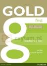 Gold First NEW Teachers eText CD-ROM Jan Bell, Amanda Thomas