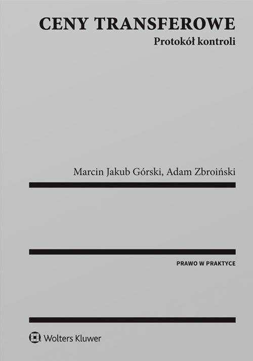 Ceny transferowe Górski Marcin Jakub, Zbroiński Adam