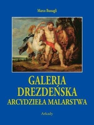 Galeria Drezdeńska Arcydzieła malarstwa etui Bussagli Marco