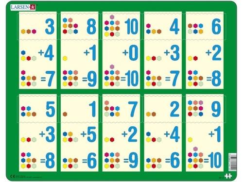 Matematyka dodawanie 1-10 (lekcja 2)