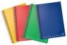 Kołobrulion B5 Pigna Monocromo w kratkę 152 kartki mix kolorów