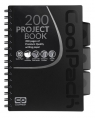 Coolpack - Project Book - Kołobrulion A5 Black (94122CP)