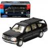 WELLY Chevrolet Suburban, czarny (WE22090)