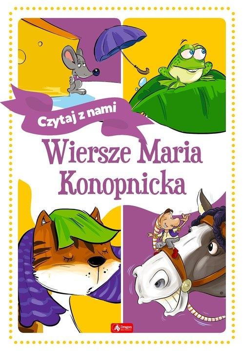 Wiersze. Maria Konopnicka Konopnicka Maria