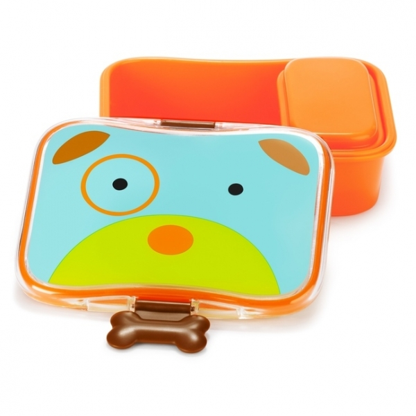 Pudełko śniadaniowe Pies (252478)