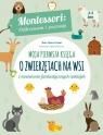 Moja pierwsza księga o zwierzętach na wsi