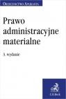 Prawo administracyjne materialne. Orzecznictwo Aplikanta