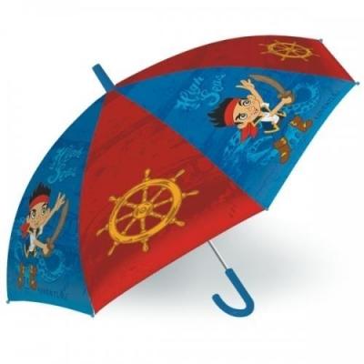 Parasol dziecięcy 45cm Jake i Piraci