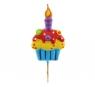 Świeczka urodzinowa Piker Torcik