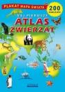 Mój pierwszy atlas zwierząt Beata Guzowska