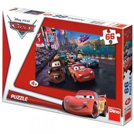 Puzzle Dino 66 Cars (771123)