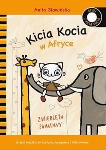 Kicia Kocia w Afryce Głowińska Anita