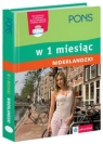 Pons Niderlandzki w 1 miesiąc z płytą CD