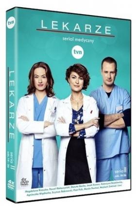 Lekarze (sezon 2, 4 DVD)