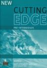 New Cutting Edge Pre-Intermediate Workbook Cunningham Sarah, Moor Peter, Comyns Carr Jane