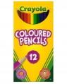 Kredki ołówkowe Crayola 12 sztuk (3612)