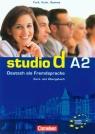Studio d A2 Kurs und Ubungsbuch +CD Podręcznik z ćwiczeniami