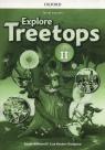 Explore Treetops 2 Zeszyt ćwiczeń