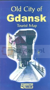 Old City of Gdansk Tourist Map