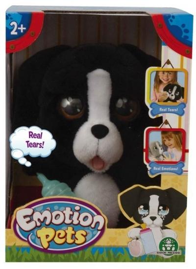 Emotion Pets - czarny piesek (11776)