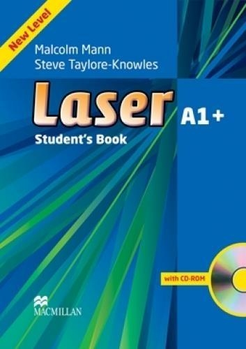 Laser Edition A1+ SB + eBook + CD-Rom Steve Taylore-Knowles, Malcolm Mann