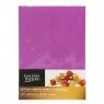 Etykieta samoprzylepna Galeria Papieru brokatowy różowy A4 - różowy (254016)