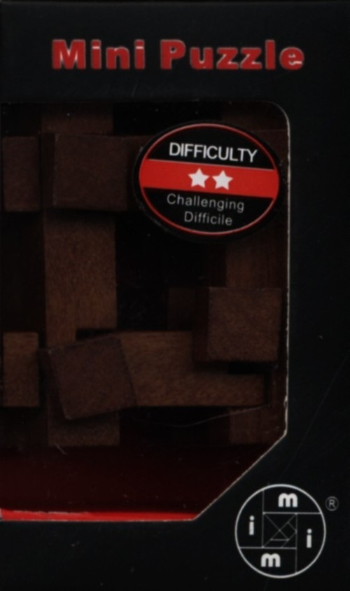 Łamigłówka Drewniana Typ 1