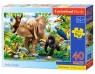 Puzzle Maxi: Junior Jungle 40 (040124)