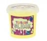 Super Slime: brokat neon żółty 1 kg